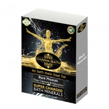 Black Minerals - Deep Cleansing & Relaxation
