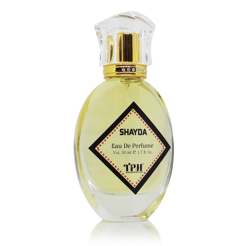 Shayda Unisex Perfume Fusion of Floral & Spicy Scents
