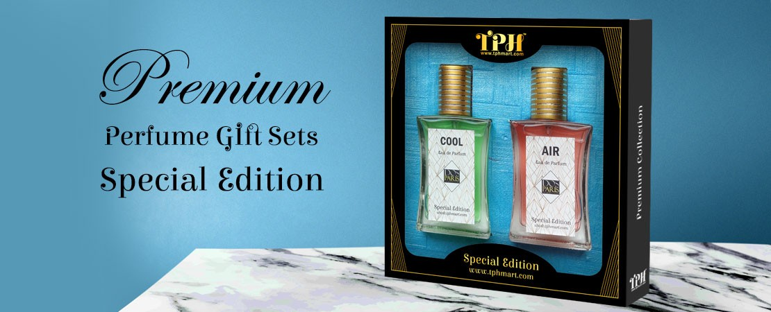 Special Edition Perfume Gift 50ml  TPH - The Perfume House